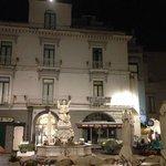 vista hotel da piazza Duomo
