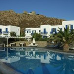 Sunrise Hotel Agrari Beach Mykonos