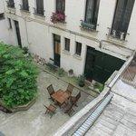 Hotel des Batignolles, vista esterna