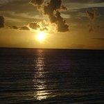 Magnificient sunsets