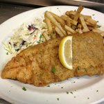 Great Slave Lake Beer Battered Whitefish and Chips