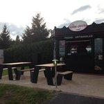 kiosque a pizzas Montlouis