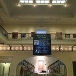 The main lobby is spectacular.