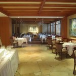 lobby dining room