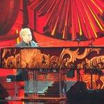 Elton John at electric piano