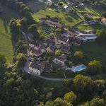La Boissiere from above