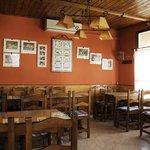 Interior del Bar P'Tasca