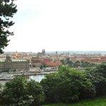 Riegrovy Sady Beer Garden, Prague