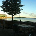 Veiw from Sheraton Erie restaurant