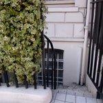 ingresso scale seminterrato