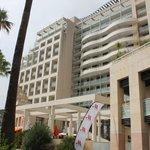 Outdoor view of Marriott Cap d'Ail