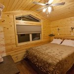 Inside Deluxe Cabins