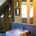 "Salle de bain ""Mauvaise graine"""