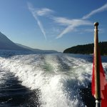 The Boat Ride from Sechelt