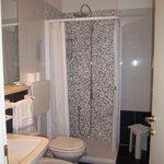 il bagno della ns stanza