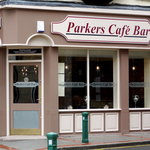 Warm welcome to Parkers caf'e bar