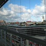 Старый город с балкона (№61)