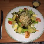 Nicosia salad
