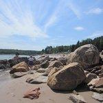 Big Rocks & Sand