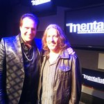 Gerry McCambridge The Mentalist and Don Spencer The Hypnotist