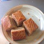 Almond Spiced Cake