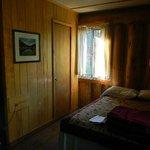 motel room 1 view from front door