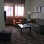 Living Area - Room 810