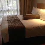 My comfortable bedroom!