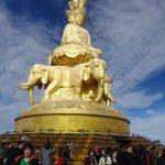 The Golden Buddhas of Emeishan