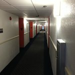 Interior rooms/hallway