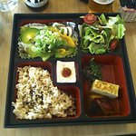 "One of the most authentic ""bento"" dinners outside of Japan"
