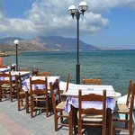 Very nice restaurants with sea view - I recommend to go for romantic dinner :-)