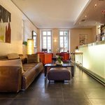 Lobby im Merian Hotel
