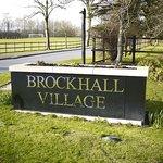 Brockhall entrance