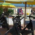Novità 2014...Bagno Marconi con zona Fitness, Wi Fi, spiaggia per i Vostri amici a 4 zampe.....