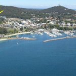 Walk to the club, town, marina and local beach