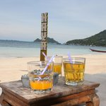 tratto di mare stupendo MAYA BEACH CLUB
