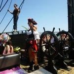 Aboard Black Pearl