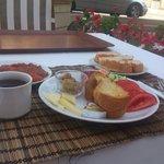 Açık büfe Kahvaltısını Kesinlikle Tadın