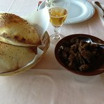 Beef ras asfour - excellent