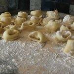 pasta fresca rellena