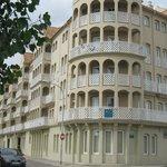 AC Hôtel, corner of Los Caireles and Calle Santa Marta