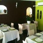 La décorationde la décorations de salle de restaurant assure une ambiance , air conditionné