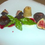 Cooked figs to die for