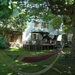 Jardin avec Hamac et Terrasse