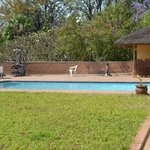 Pool at Casa Mia
