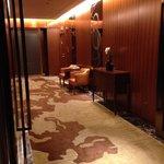 Elivator corridor