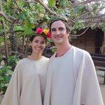 Ceremonia de matrimonio en Taihti