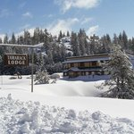 Tamarack Lodge at Bear Valley - family friendly lodging.