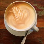 Lecker Milchkaffee